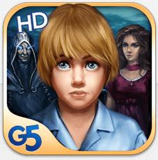 Wimmelbildspiel Lost Souls: Die verzauberten Gemälde als Vollversion für iPhone und iPad gerade gratis