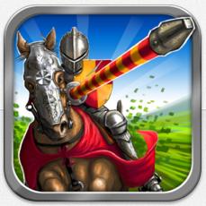 Reite als Ritter ins Turnier und werde der beste Ritter des Königreichs auf iPhone und iPad