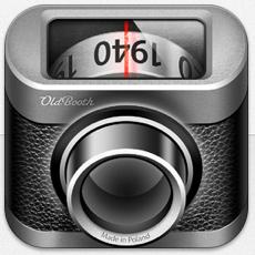 Die heute kostenlose App OldBooth versetzt Dich in frühere Jahrzehnte