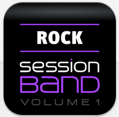 SessionBand Rock Icon