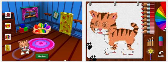 Paint my Cat Screenshots