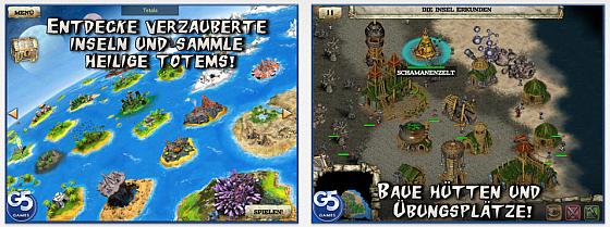 Screenshots Totem Tribe Gold