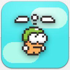 Flappy Bird Nachfolger Swing Copters erschienen – Hype nicht gerechtfertigt