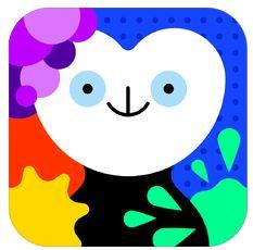 Bubl Draw lädt die Kleinsten zum Malen mit Musik auf iPhone und iPad ein