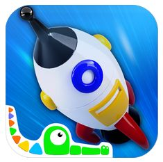 Sicheres und gutes Konstruktionsspiel für kleine Kinder auf iPhone und iPad gerade kostenlos