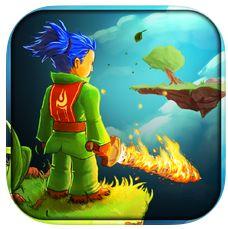 Suche als Zauberlehrling Deinen Meister – Premium-Spiel Swordigo kurzzeitig kostenlos