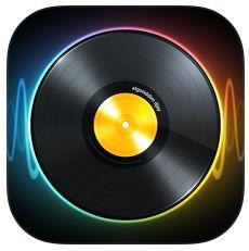 Zum ersten Mal kostenlos: djay 2 für das iPad (iPhone-Version auch gratis)