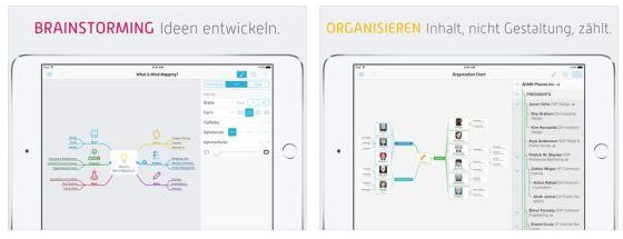 Die Mind Mapping App MindNodes erschien bereits 2009 im App Store. Seitdem wurde sie kontinuierlich verbessert und ist heute eine der führenden Anwendungen für strukturiertes Denken.