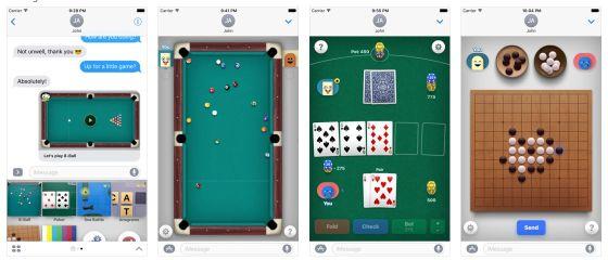 Mit GamPigeon kannst Du Deine Freunde über die Nachrichten-App auf ein Spielchen einladen. Dazu brauchen beide aber iOS 10 und die App auf den Geräten - sonst funktioniert es nicht.