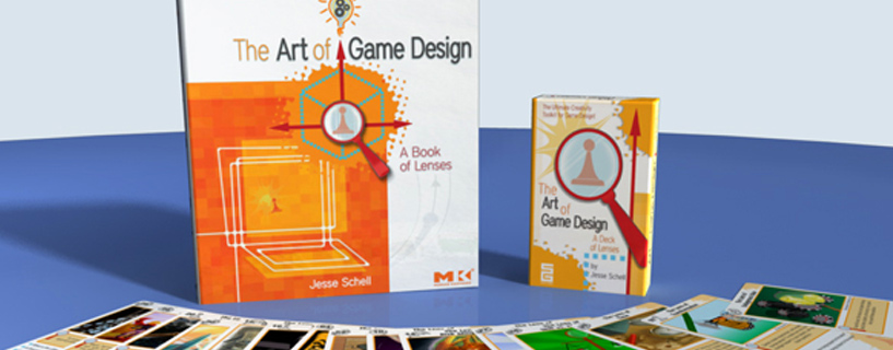 Art of Game Design Book of Lenses