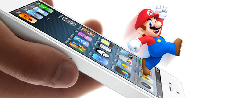 Nintendo on iOS or Android?