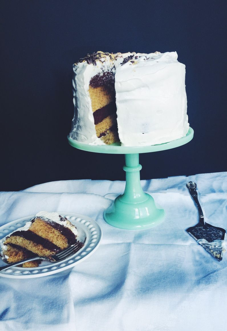 S'mores Cake!