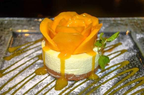 Mango Cheesecake Php250