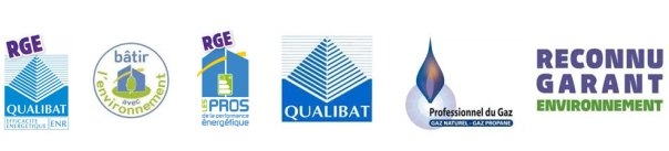 Labels RGE & Qualibat à Brest