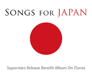 japan 300x250 Songs For Japan   Release Benefit Album