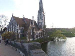 St Alban's Church - Copenhagen, Denmark