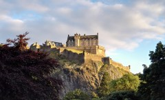 UK - Edinburgh, The Castle