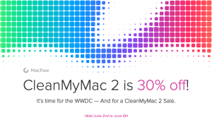 CleanMyMac 2 -30%