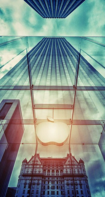 apple-store-nyc-window-reflection-iphone-6-plus-hd-wallpaper