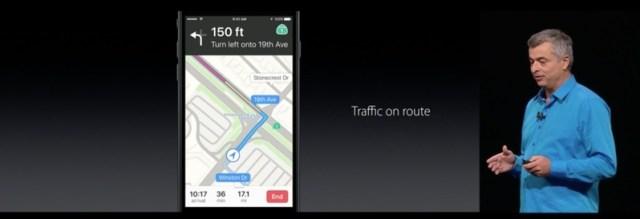 iOS-10-Harita