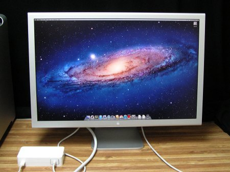 Apple Cinema HD Display