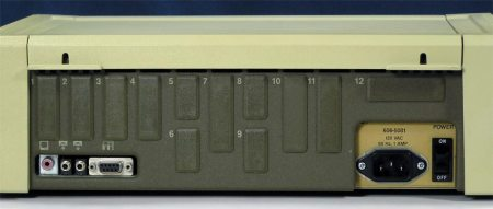 Apple IIe Port Covers