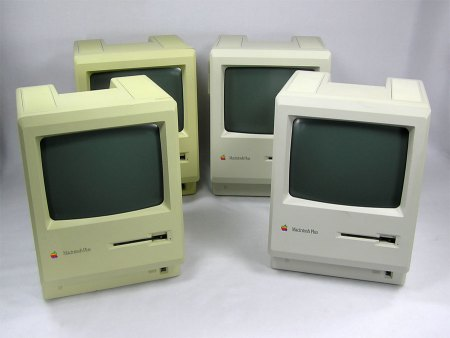 Macintosh Plus M0001A Non Working