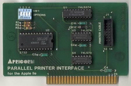 Apricorn Parallel Printer Interface Card