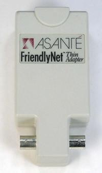 Asante FriendlyNet Thin Adapter