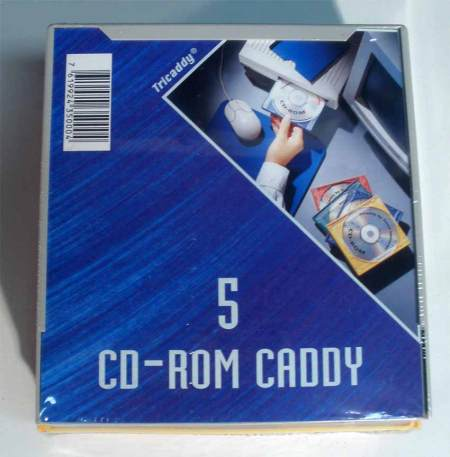 CD-ROM Caddy