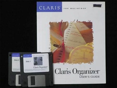Claris Organizer