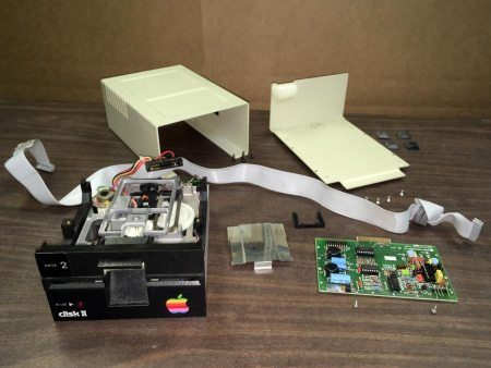 Apple Disk II Drive Parts