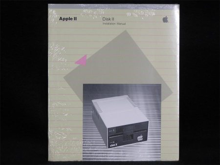 Apple Disk II Installation Manual