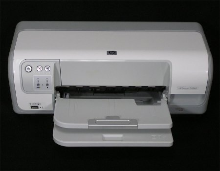 HP Deskjet D4360 Printer