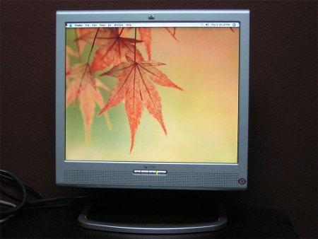 HP 1730 L1730 Flat Panel Monitor – 17″ LCD Display