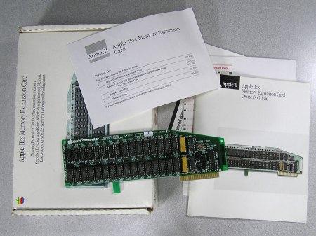 Apple IIGS Memory Expansion Card