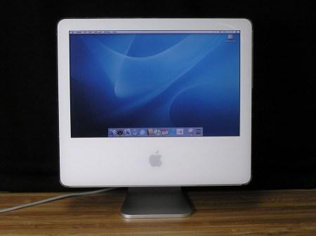 iMac G5 17″ 2.0 GHz ALS