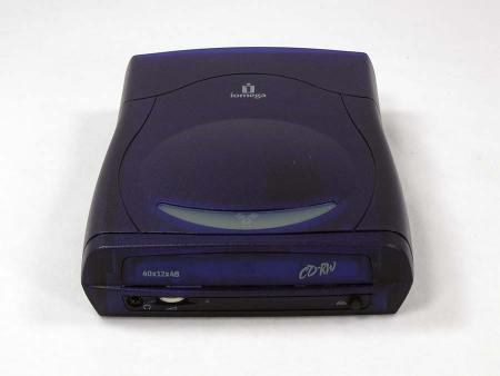 Iomega CD-RW External Drive