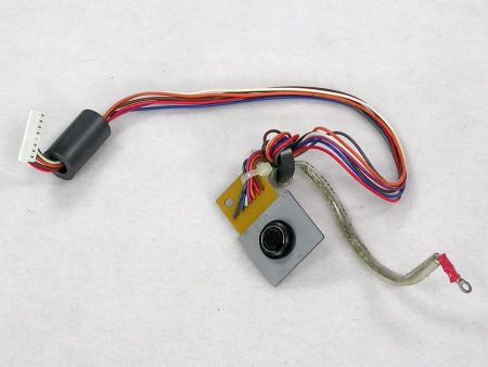 ImageWriter II Serial Port Wiring Harness