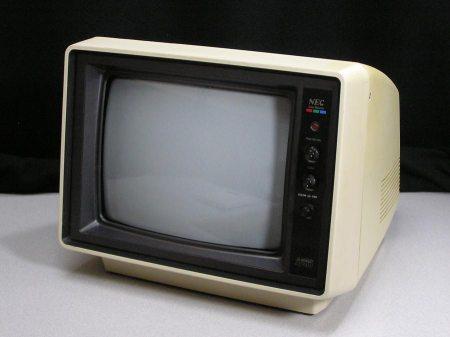 NEC Color Monitor