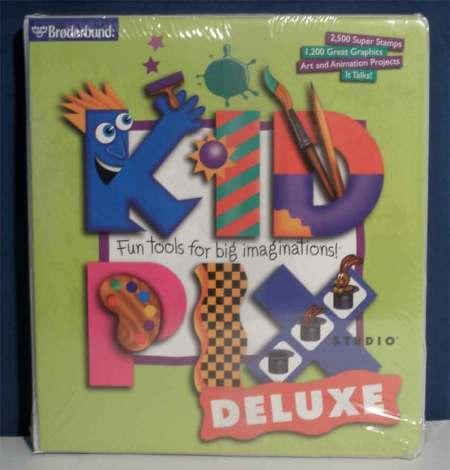 Kid Pix Studio Deluxe