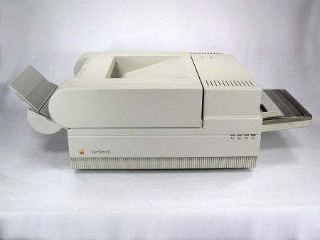 Apple LaserWriter II Printer IINT IINTX IIF IIG
