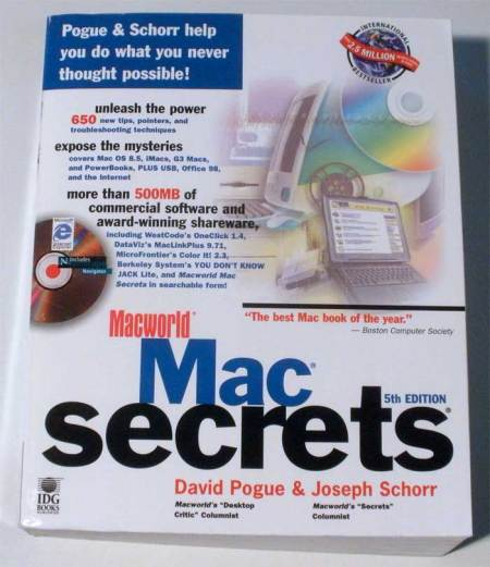 Mac Secrets 5th Edition