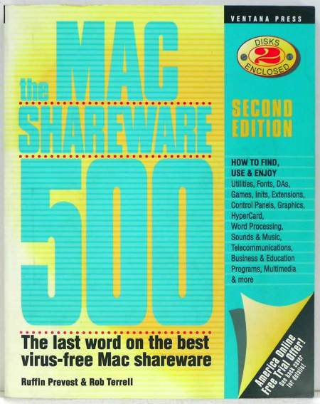 The Mac Shareware 500 ~ 2nd Edition