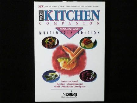 Micro Kitchen Companion