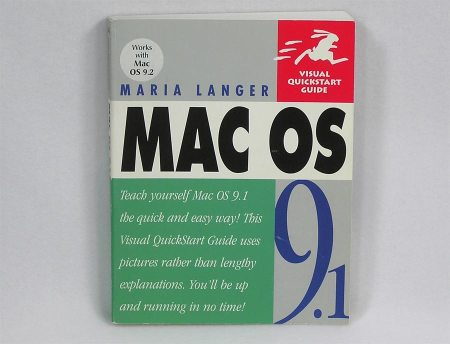 Mac OS 9.1: Visual Quickstart Guide