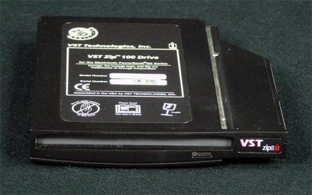 VST Zip 100 Drive ~ PowerBook G3