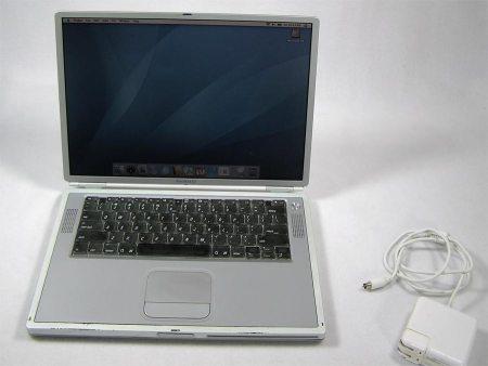 PowerBook G4 Titanium (#120VLP4)