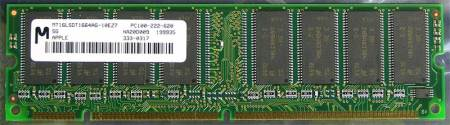 PC100 168 Pin SDRam Memory