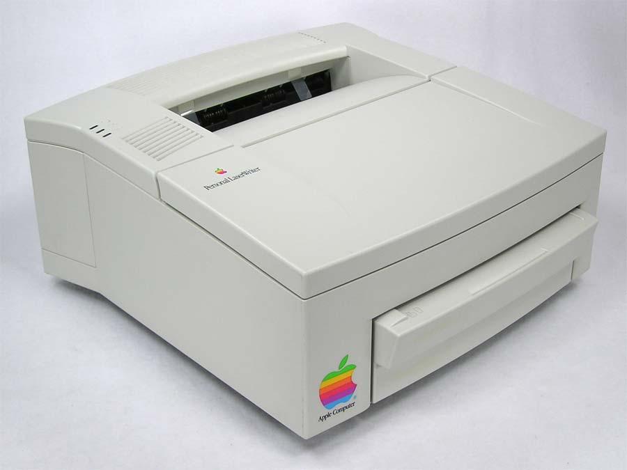 serial printers � apple rescue of denver